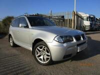 BMW X3 3.0d Auto 2006 M Sport DIESEL - 73K MILES