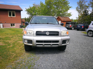 2003 pathfinder Chillkoot, 3.5L