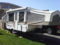 2009 Rockwood Freedom Model 2280 - 12' Camping Trailer