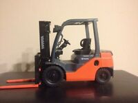 Counter Balance Forklift Training