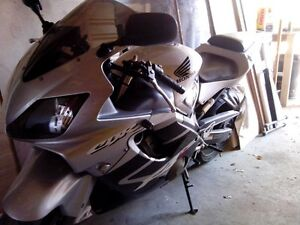 Honda CBR 600 F4I **PRICE LOWERED**