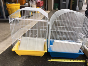 3 Brand new Finch cages