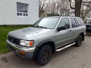 1998 Pathfinder 4x4