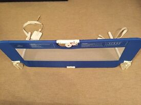 Bed guard for children. Nearly new