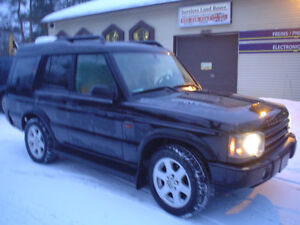 2004 Land Rover discovery 2  HSE 4x4 diesel TDI 1994