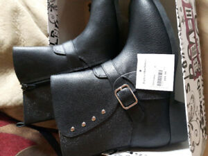 Girls spring boots
