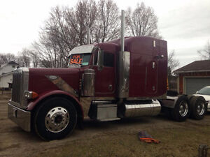 MUST GO! 379 PETERBILT, CLEAN, WEll MAINTAINED, GREAT BUY.
