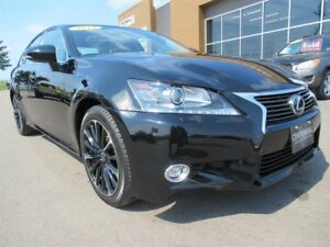 Lexus GS 350 AWD | NAV | LEATHER | SUNROOF  2014