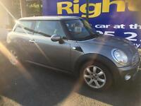 2010 MINI HATCH COOPER D GRAPHITE HATCHBACK DIESEL