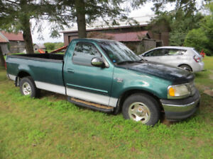 2000 Ford F150 Pickup, AS IS