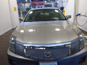 2006 Cadillac CTS *** Chrome TREX grill package