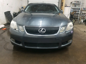 2006 Lexus GS430 Navigation, Backup camera , new winter tires