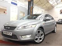 Ford Mondeo 2.2 TDCi Titanium X 5dr HUGE SPEC + LEATHER + 6 SPEED