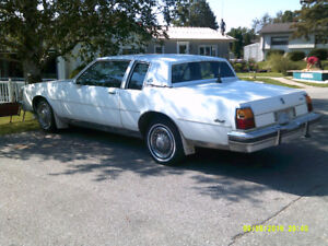 1984 Olds. Royal