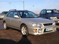 2000/X Subaru Impreza 2.0 Sport LONG MOT EXCELLENT RUNNER HPI CLEAR