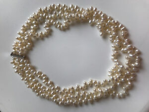 Brand New Genuine fresh water pearl necklace