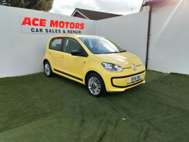 2016 VOLKSWAGEN UP! 1.0 LOOK-UP SAT NAV ONLY 5000 MILES FULL SERVICE HISTORY