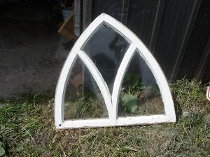 Old Church window.