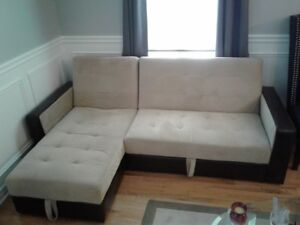 Couch - Interchangeable Sectional