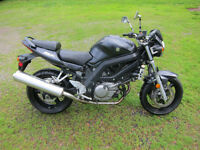 Suzuki SV650 Motorcycle - New Price: $3500 OBO - Ready to Ride!