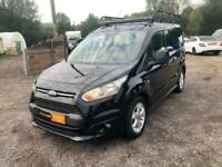 2015 65 FORD TRANSIT CONNECT 1.6 200 LIMITED P/V 114 BHP DIESEL