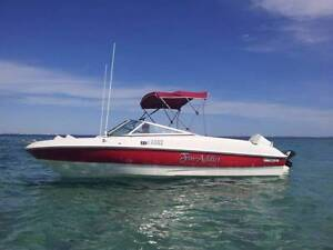 dragon marine 175 bowrider 5.4m Coogee Cockburn Area Preview