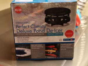 """*SOLD""""Heater for fish pond *BRAND NEW*"""