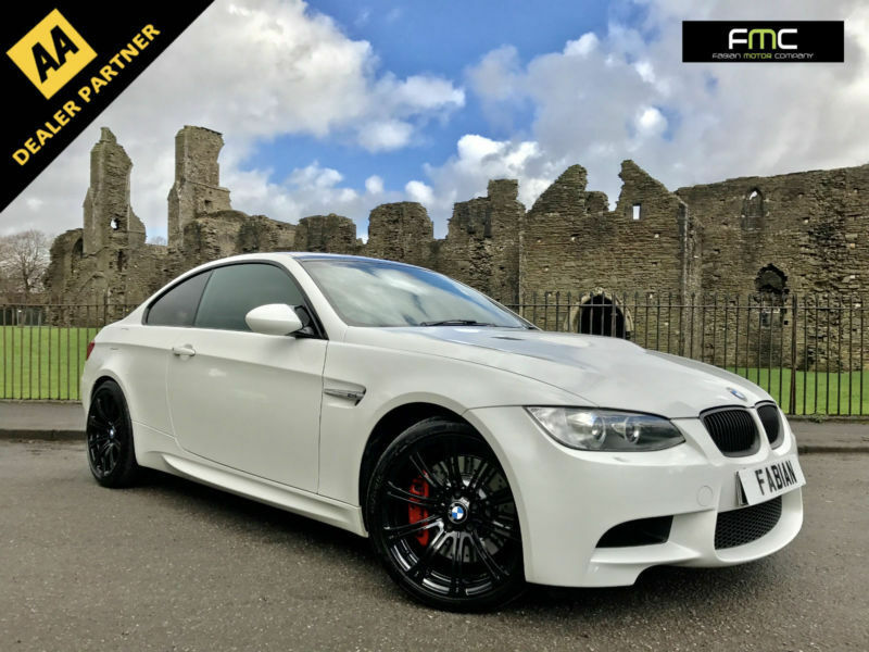 2012 BMW M3 4.0 V8 Coupe DTC EDC **Sports Exhaust - Full History - Carbon Roof**