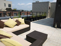 Le William Downtown Montreal Penthouse on Lachine Canal