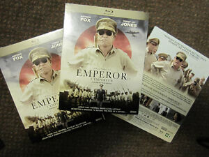Emperor [Blu-ray] (2012) - NEW, wrapped + Jacket - $5.00 ea.