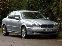 Jaguar X-TYPE 2.2D 2007MY SE with FULL LEATHER AND NAV!