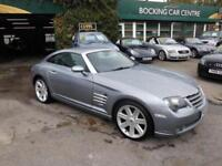 Chrysler Crossfire 3.2 auto FULL LEATHER FULL MOT 2004 EXCELLENT