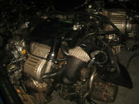 94 99 TOYOTA CELICA 3SGTE GT FOUR ST205 ENGINE 5SPEED TRANS JDM