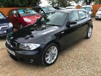 BMW 120 2.0TD, Auto, Diesel, M Sport