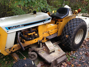 International Cub Lo Boy Tractor