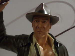 Indiana Jones Collectible  Bust West Island Greater Montréal image 2