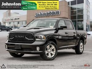 2018 Ram 1500   - Leather Seats -  Cooled Seats - $138.46 /Wk