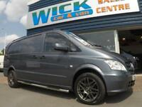 2014 Mercedes-Benz VITO 113 CDI SWB LONG VAN *ONE OWNER* Manual Medium Van