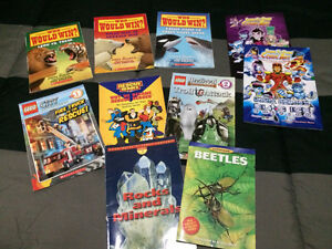 Who Would Win? plus other Children's Books Cambridge Kitchener Area image 1