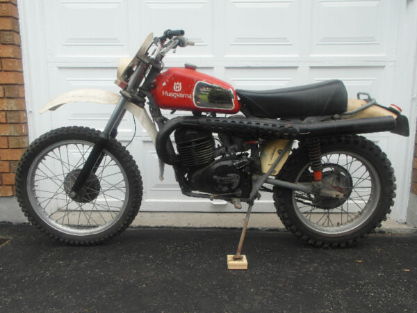 Used 1975 Husqvarna Enduro