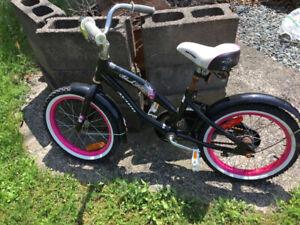 Little Girl's Bicycle