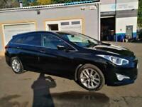 2014 Hyundai i40 1.7 CRDI STYLE 5d 138 BHP Auto Estate Diesel Automatic