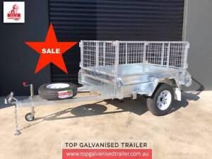 6x4 HOT DIP GALVANISED TRAILER,750 KG, ATM Mooroolbark Yarra Ranges Preview