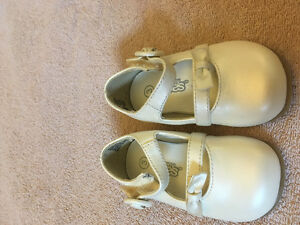 Girls Toddler Dress Shoes Excellent Condition
