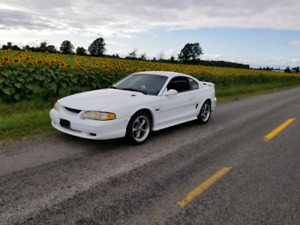1997 Mustang GT supercharged