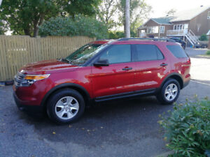 Ford Explorer2014 Traction intégrale Base+options / 7 passagers