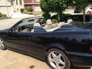 2003 Mercedes Convertible for sale