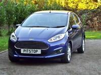 Ford Fiesta 1.6 Zetec 5dr PETROL AUTOMATIC 2014/14