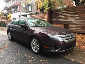 2011. Ford Fusion, automatic, A/C