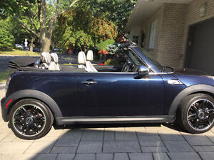2014 MINI Cooper S Yours Cabriolet